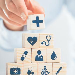 Pakiety medyczne - okładka