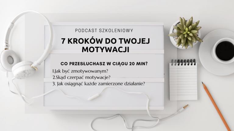 Motywacja podcast